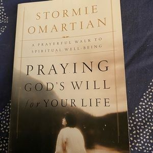 """Book-""""Praying God's Will For Your Life"""""""
